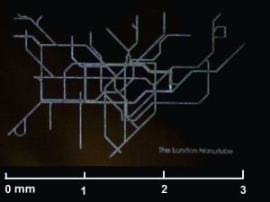The London Nanotube