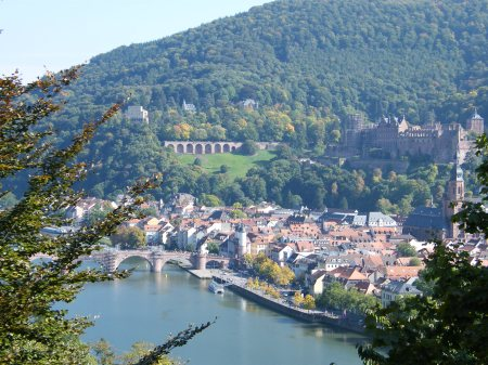 Heidelberg, Germany (source: pixelio.de)